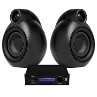 Podspeakers MicroPod MKII & System One A50BT