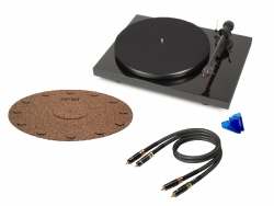 Pro-Ject Debut Carbon DC Upgrade Kit, svart