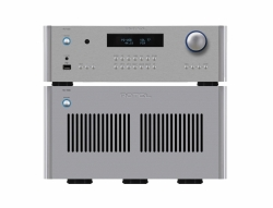 Rotel RC1590 & RB1590 stereopaket, silver