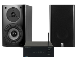 Tangent Ampster BT II & System One SB-15B, stereopaket