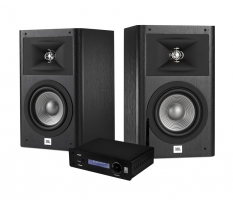 JBL Studio 230 & System One A50BT, stereopaket