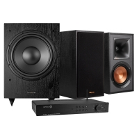 Dayton Audio WF150A med Klipsch R-51M & Dynavoice Magic MW10