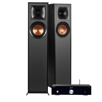 Advance Acoustic X-i50 & Klipsch R-610F, stereopaket
