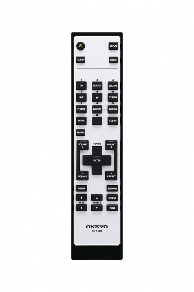 Onkyo TX-8220 stereoreceiver med DAC 373eec90b647f