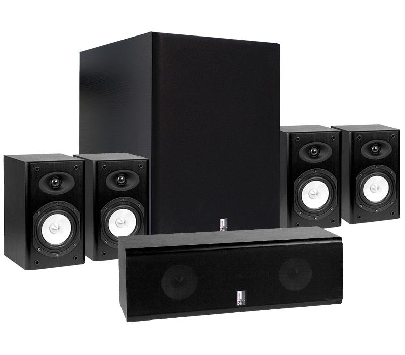 System One H388S högtalarpaket 5.1 532e54e1044ba