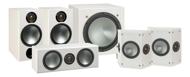 Monitor Audio Bronze 2 högtalarpaket 5.1 cf4c0efeabd08