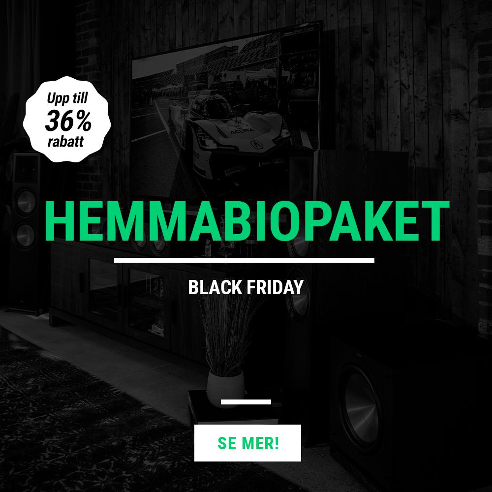 Hemmabiopaket Black Week