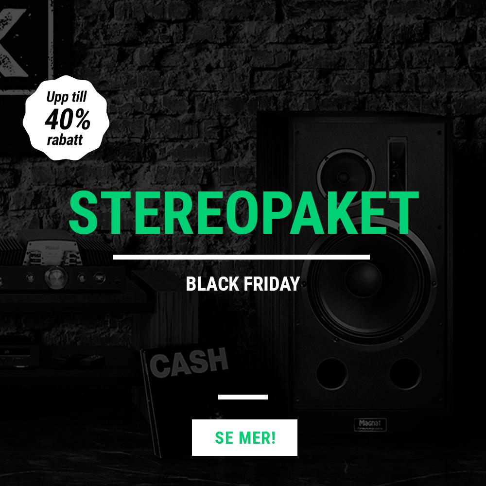 Stereopaket Black Week